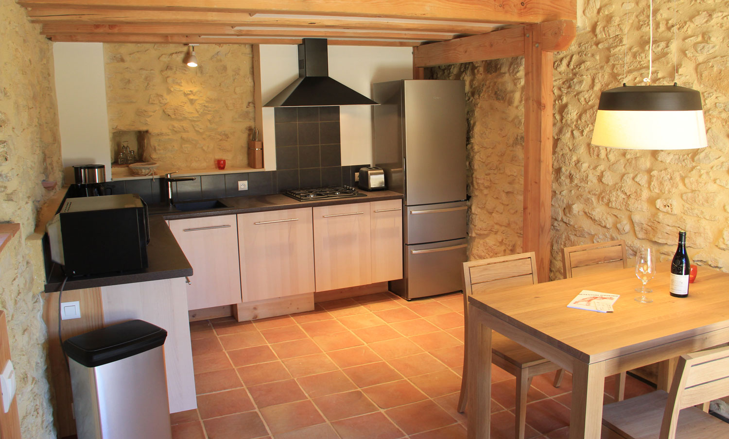 Holiday rental in the Gard, France - Apartmentsolivier